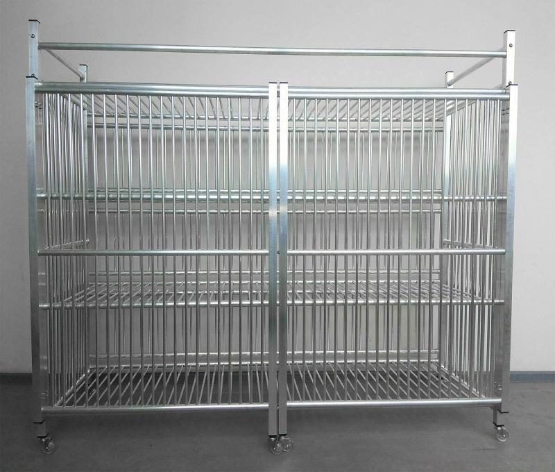 Универсальный шкаф для хранения акваоборудования IndustriAl