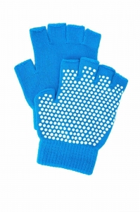 Перчатки противоскользящие для занятий йогой BRADEX SF 0277