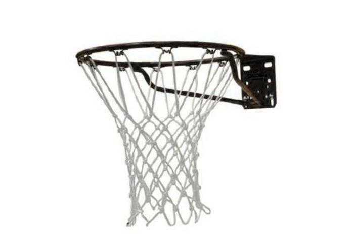 Баскетбольное кольцо Spalding Standart (черное)