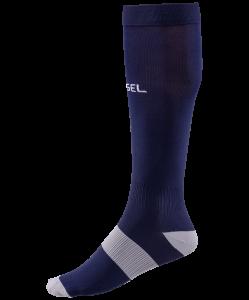 Гетры футбольные Essential JA-006, темно-синий/серый, Jögel