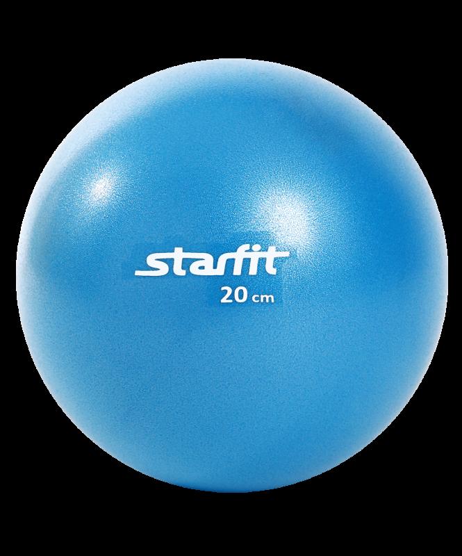 Мяч для пилатеса GB-901, 20 см, синий, Starfit
