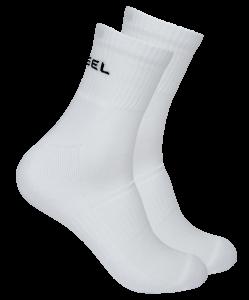 Носки средние ESSENTIAL Mid Cushioned Socks, белый, Jögel