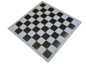 Доска картонная для шашек.