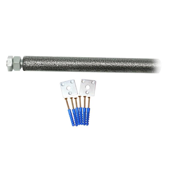 Турник распорный Р, d=33 мм, 140-160 см, BaseFit