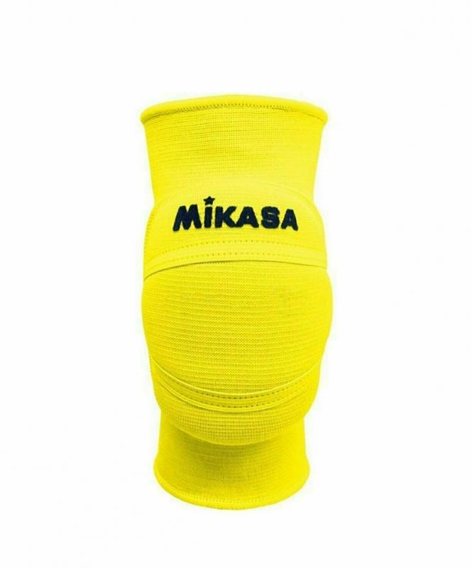 Наколенники волейбольные MT8 PREMIER, желтый, Mikasa