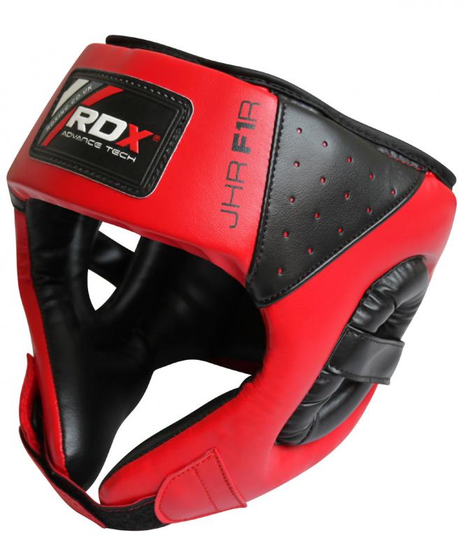 Шлем открытый JHR-F1R RED, RDX
