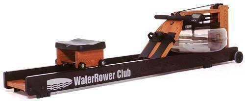 Гребной тренажер Water Rower 100 S4 серии Natural с дисплеем