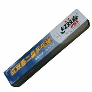 Шарики для для настольного тенниса упаковка (6 шт.) (белый) H09905