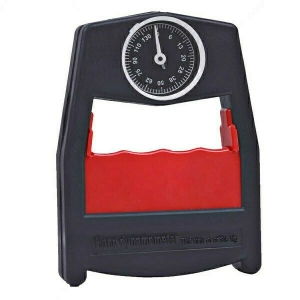 Эспандер кистевой с измерителем усилия красный D34435 (56-603)