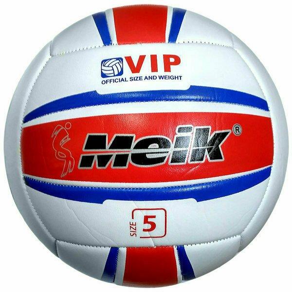 """Мяч волейбольный """"Meik-2876"""" PU 2.5, 270 гр, машинная сшивка R18034"""