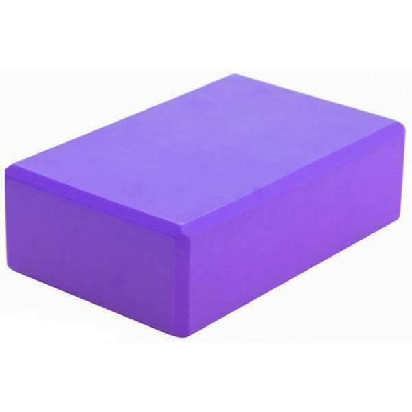 Блок для йоги Cliff сиреневый