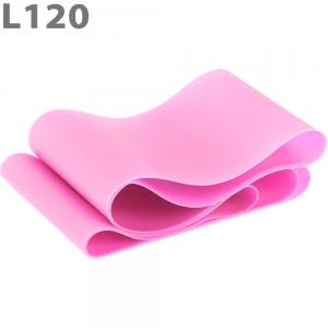 Эспандер-лента для аэробики 120 см х 15 см х 0,35 мм зеленый MTPR/L-120-35