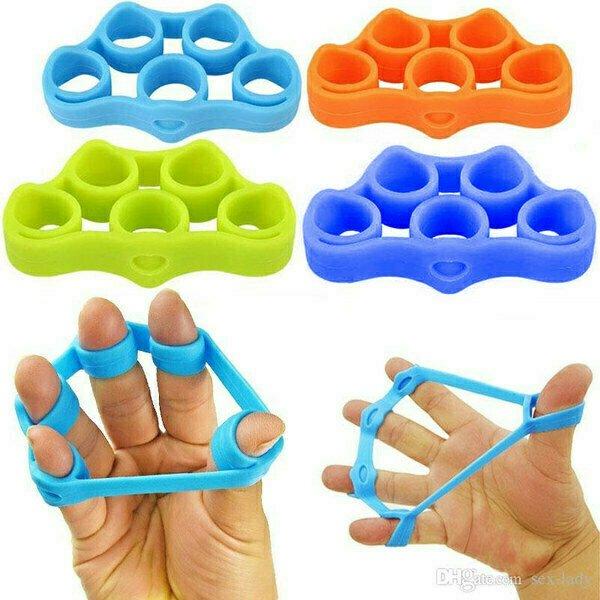 Эспандер для пальцев силиконовый C28766
