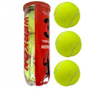 Мячи для большого тенниса 3 штуки (в тубе) C33249