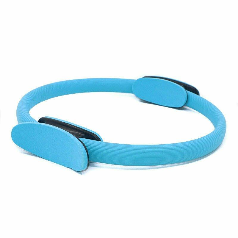 Кольцо для пилатес Cliff голубое