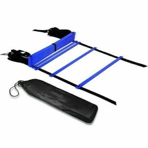 Лестница координационная в чехле синяя