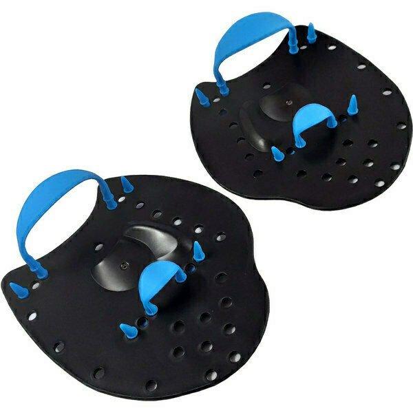 Лопатки для плавания S (Синий) B31541-1
