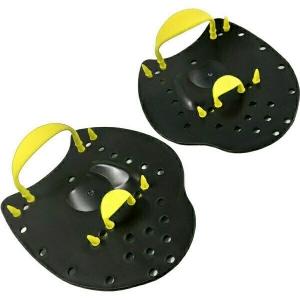 Лопатки для плавания S (Желтый) B31541-5