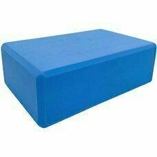 Блок для йоги Cliff синий