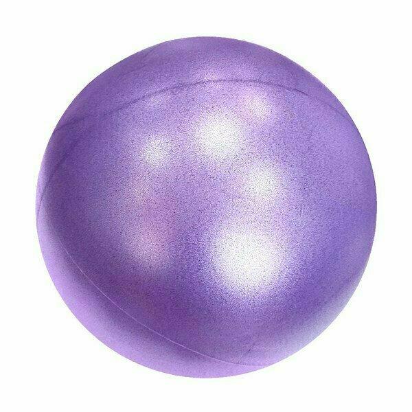 Мяч для пилатеса 25 см E29315 фиолетовый PLB25-6