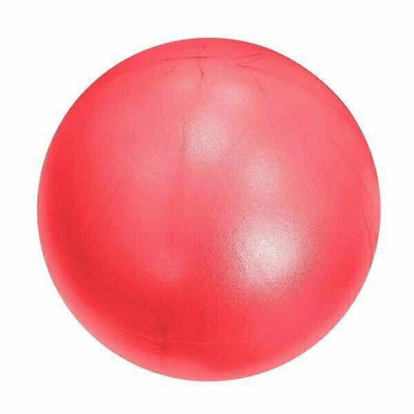 Мяч для пилатеса 25 см E29315 красный PLB25-3