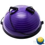 Полусфера гимнастическая BOSU 58см фиолетовая BOSU055-19 (B31660)