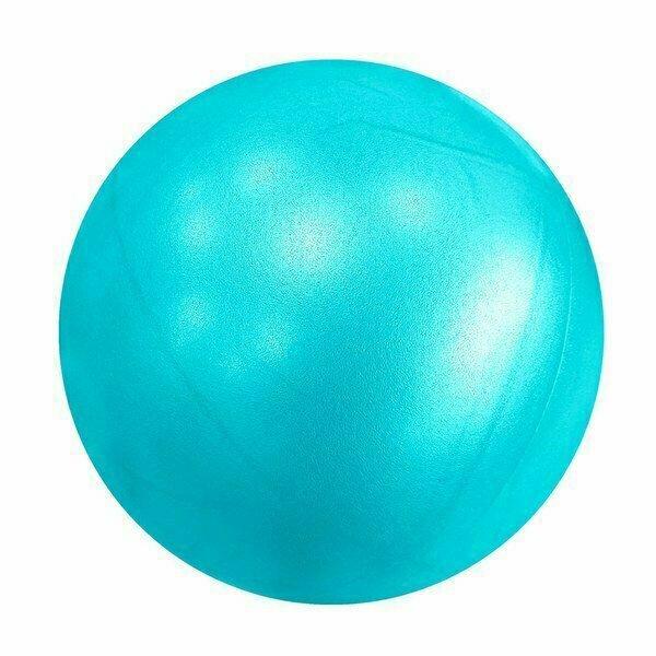 Мяч для пилатеса 25 см E29315 бирюзовый PLB25-7