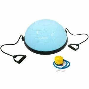 Полусфера гимнастическая BOSU 58 см B33048 голубая BOSU060-32