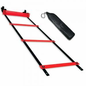 Лестница координационная 8 метров (красная в чехле) B31308-4