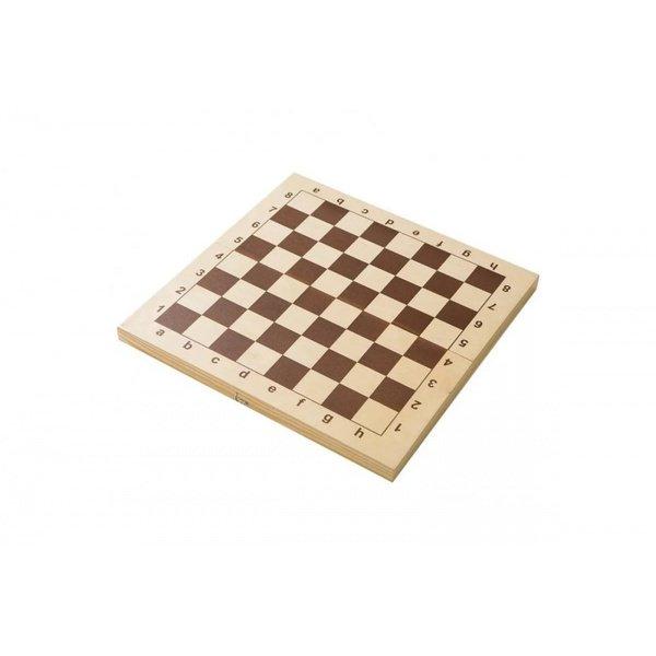 Доска шахматная обиходная деревянная