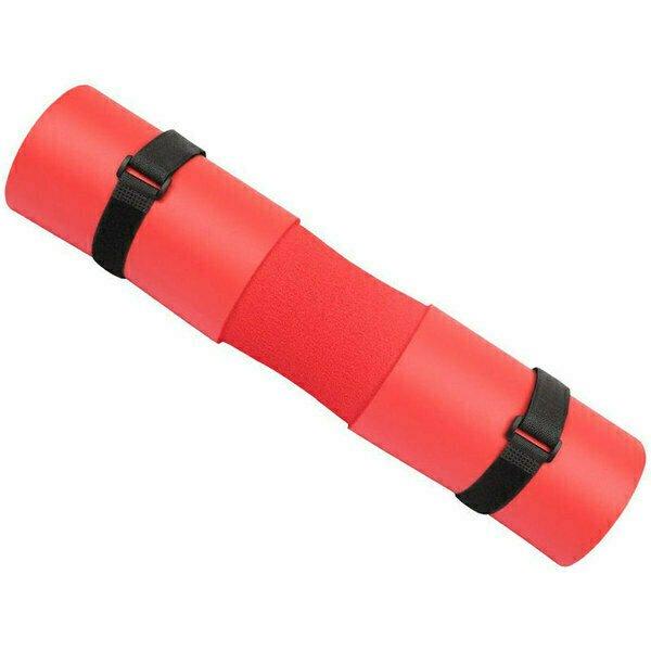 Накладка на штангу анатомическая красная D34451 (56-619)