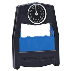 Эспандер кистевой с измерителем усилия синий D34436 (56-604)