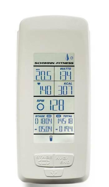 Дополнительная консоль SCHWINN Echelon MPower with RPM Sensor 100281
