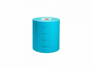 Перфорированный тейп для тела BB LYMPH TAPE™ 7,5 см × 5 м голубой