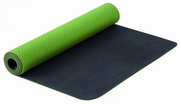 Коврик для йоги AIREX Yoga ECO Pro Mat 183х61х4 мм. зеленый