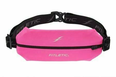 Беговая сумка на пояс FITLETIC Mini Sport Belt, розовый