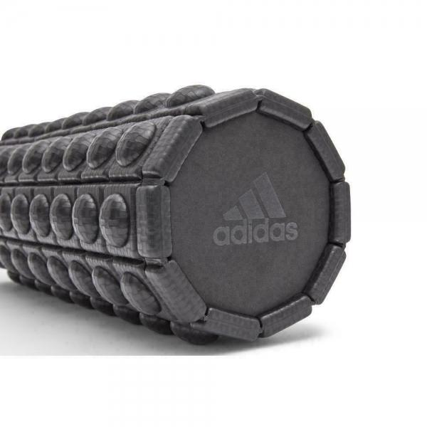 Массажный валик 33 см Adidas, черный ADAC-11505BK