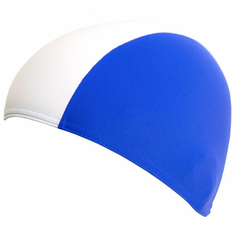 Шапочка для плавания детская  FASHY Polyester Cap , арт.3236-00-17, полиэстер, бело-синий