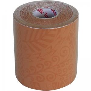 Тейп динамический Dynamic Tape, арт. DT75PL, шир. 7,5 см, дл. 5 м, телесный/светл. тату