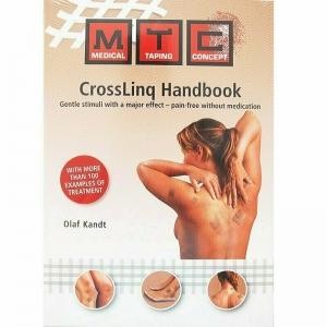 Книга MTC, CrossLinq Handbook (Рук-во по кросс-тейпированию), англ. язык, Автор Olaf Kandt, 364 с CURETAPE