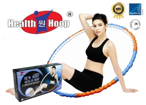 Массажный обруч Health Hoop New Body 1,1 кг
