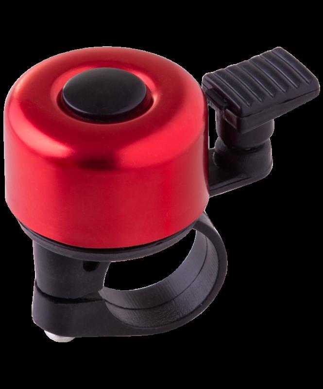 Звонок для самоката, красный, RIDEX
