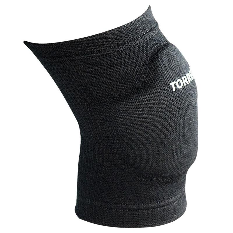 Наколенники спортивные TORRES Comfort , черный,р.XS, арт.PRL11017XS-02, нейлон, ЭВА