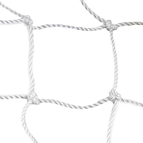 Сетка хок.тренир, арт.FS-H-№2.5, a:1.85b:1.25c:0.7 d:1.3м, нить 2,5мм ПП, яч.40 мм, бел. MADE IN RUSSIA