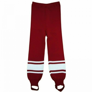 Рейтузы хоккейные  TORRES Sport Team арт. HR1109-02-146, размер 36, рост 146, полиэстер, красно-белый