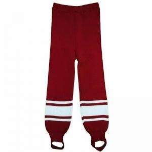 Рейтузы хоккейные  TORRES Sport Team арт. HR1109-02-180, размер 50, рост 180, полиэстер, красно-белый