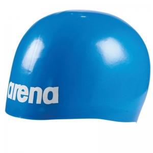 Шапочка для плавания  ARENA Moulded Pro II , арт.001451721, ГОЛУБОЙ, силикон