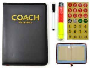 Папка тренерская волейбольная