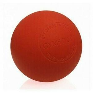 Мячик для лакросса GYMSTICK Active Myofascia Ball красный
