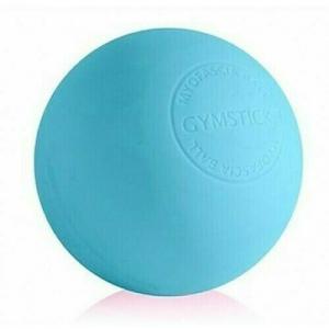 Мячик для лакросса GYMSTICK Active Myofascia Ball голубой